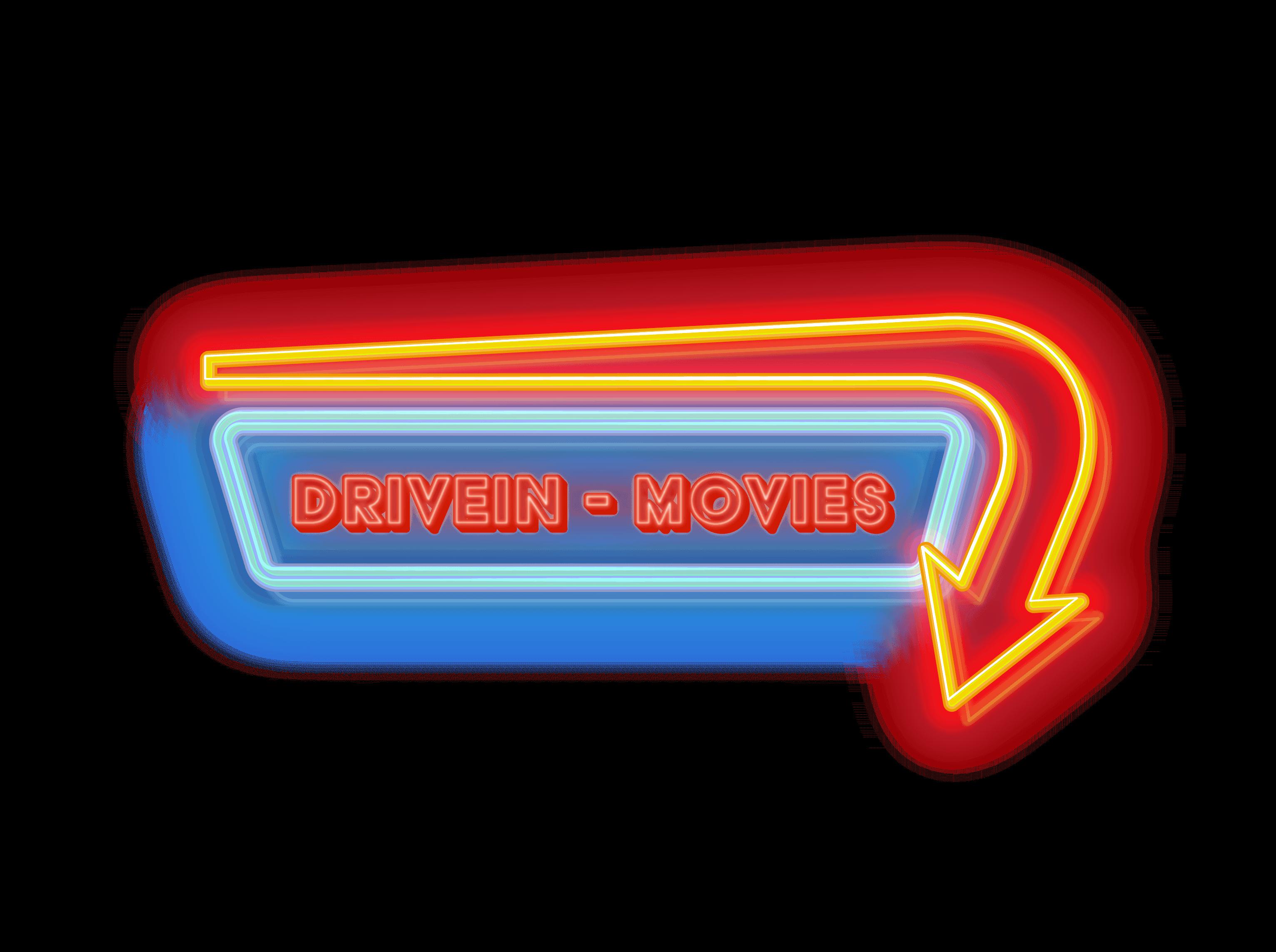 DriveIn Movies St Albans Logo