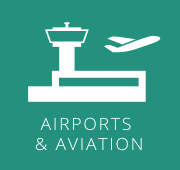 mobile ordering for airports and aviation