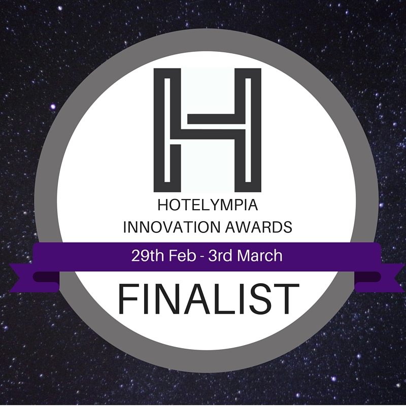 wi-Q is Shortlisted for Hotelympia Innovation Award 2016