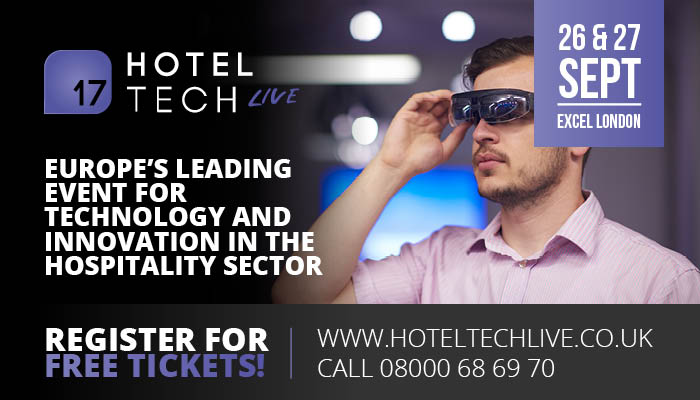 wi-Q to attend Hotel Tech Live, London 2017