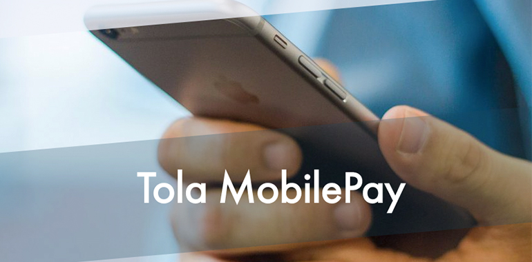 wi-Q introduces a new way to pay with Tola MobilePay