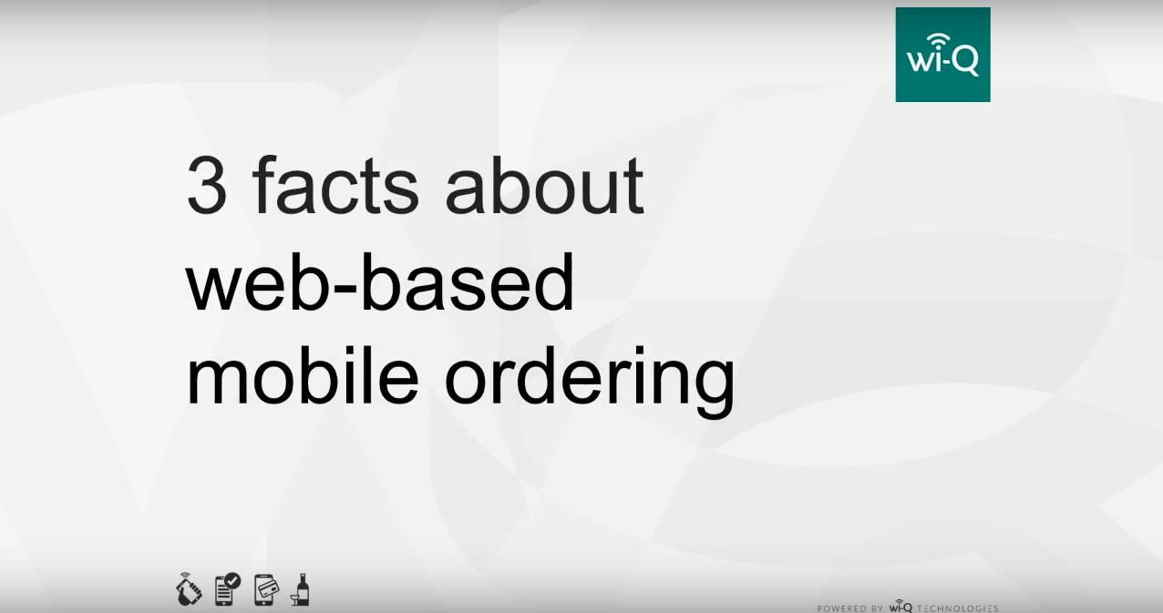 2017: Mobile ordering statistics