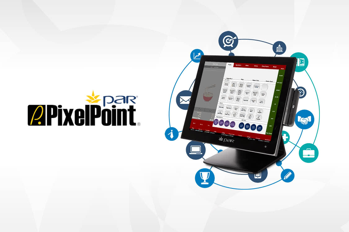 New integration with leading QSR software, PixelPoint by PAR